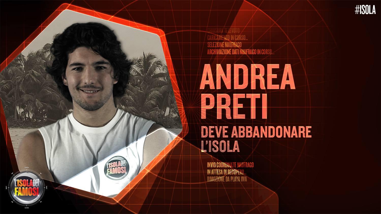 malore Andrea Preti