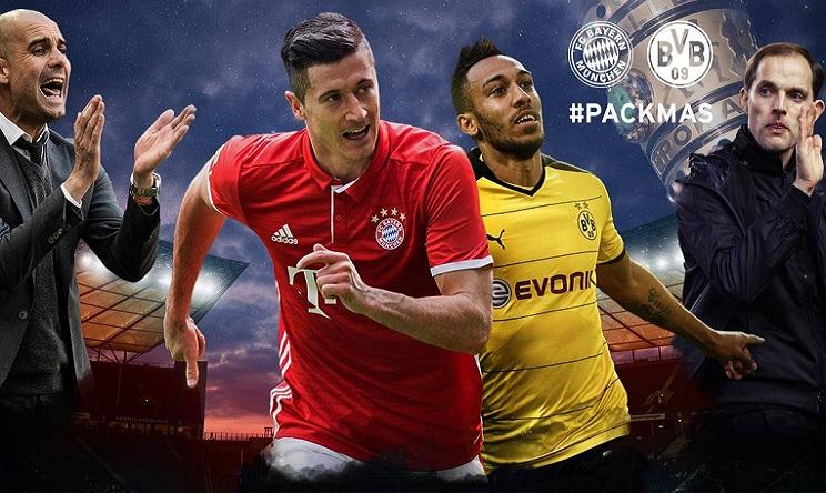 Dove vedere Bayern Monaco Borussia Dortmund