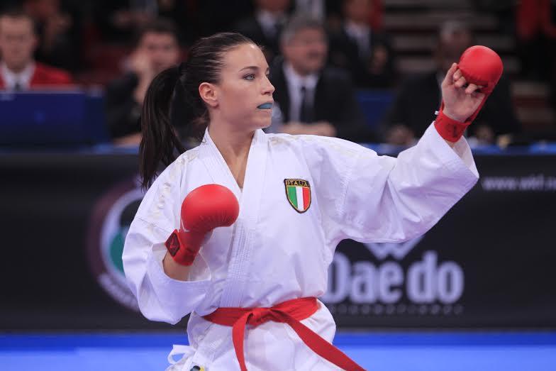Sara Cardin intervista karate