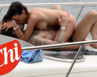 """Fabrizio Corona news, Silvia Provvedi in toples fa impazzire l'ex di Belen Rodriguez: """"Di lei non mi interessa"""""""
