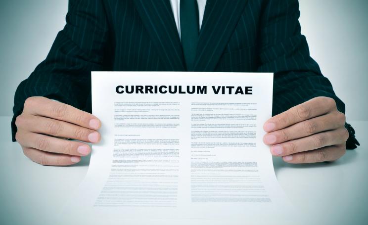 Curriculum vitae com scriverlo