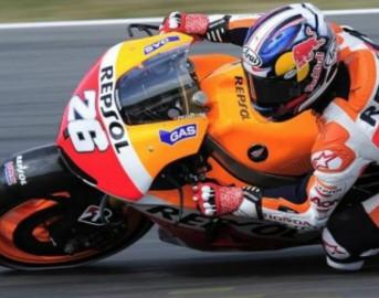 Moto Gp Le Mans prove libere, Pedrosa davanti a tutti, Rossi solo 5°