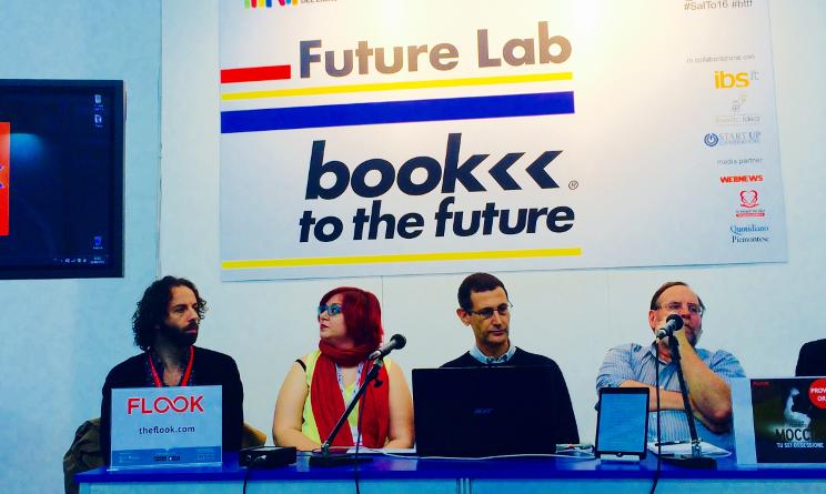 Startup Italia Flook libri