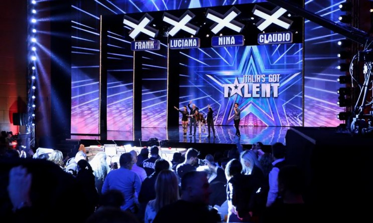 Italias Got Talent Official facebook