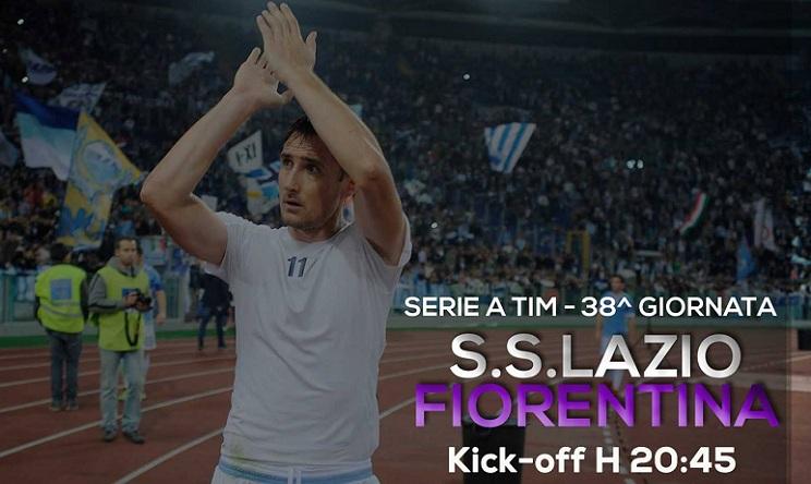 Dove vedere Lazio Fiorentina