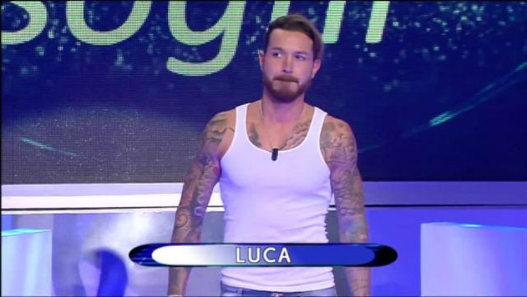 Uomini e Donne Luca Rufini