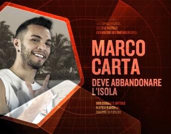 Isola dei Famosi 2016 televoto: su Twitter corre la rabbia dei fan di Marco Carta