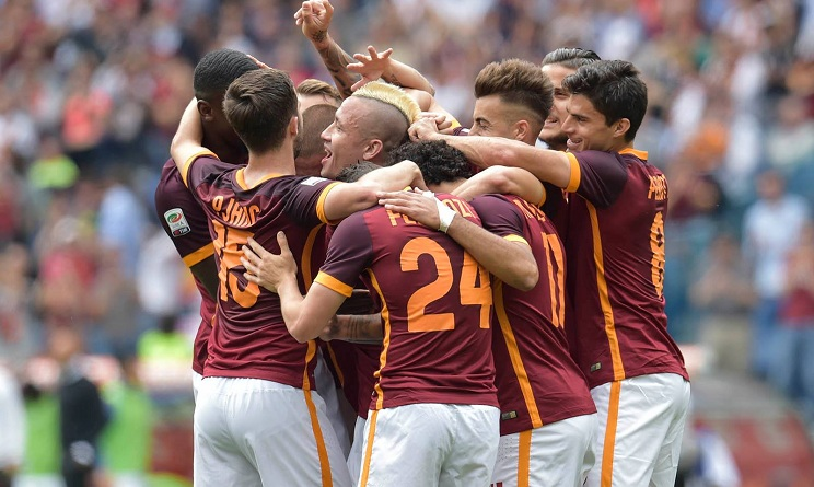 Roma Chievo highlights