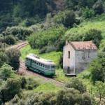 Trenino Verde Sardegna 2016
