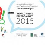 giornata mondiale libertà stampa
