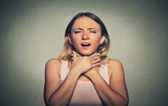 Attacchi di panico e soffocamento: chi ha problemi respiratori è più a rischio