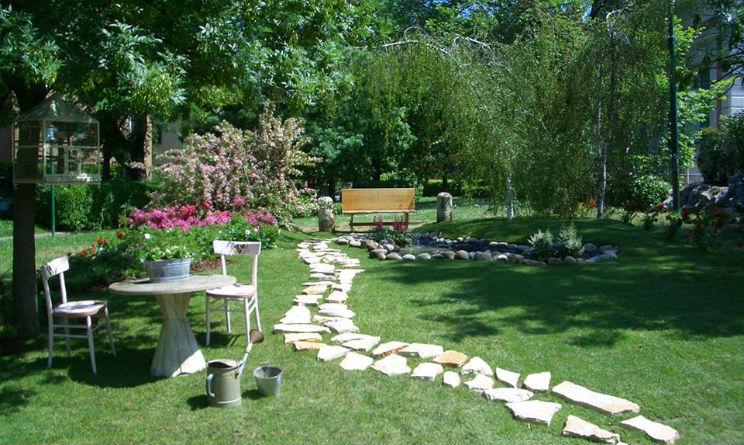 Ai giardini margherita di bologna si scopre l 39 arte del - Terrazzi e giardini pensili ...