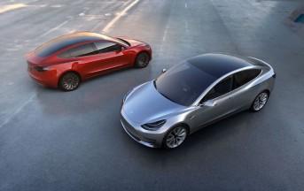 Tesla Model 3, l'iPhone delle auto: prezzo, autonomia, prestazioni e uscita, tutto sul nuovo modello