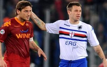 """Antonio Cassano ritiro dal calcio giocato: """"Mia moglie ha sbagliato, lascio definitivamente"""""""