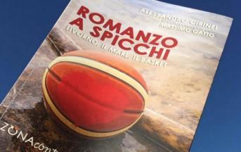 """""""Romanzo a Spicchi"""": l'affascinante storia del basket livornese in un libro"""