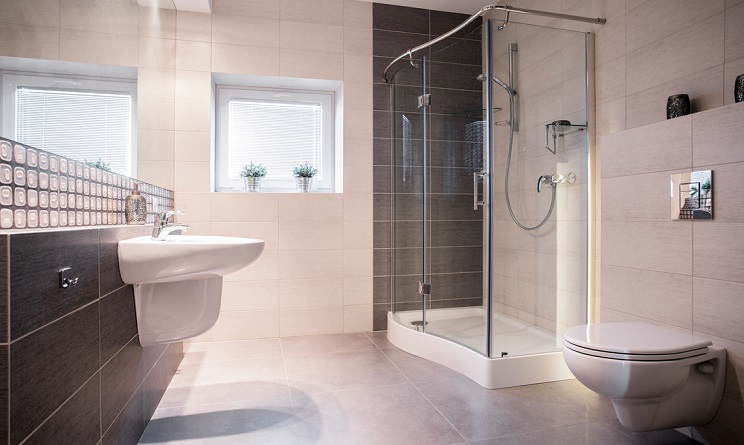 ... arredare un bagno classico, come arredare un bagno grande, idee per