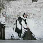 mostre roma banksy street art