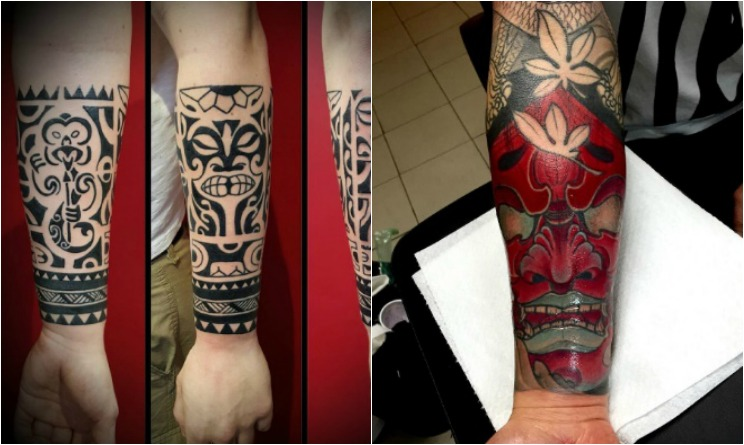 abbastanza Tatuaggi maori, piccoli, scritte e giapponesi: le tendenze tattoo  TR96