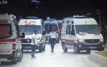 Turchia spari all'aeroporto di Istanbul: arrestati due uomini
