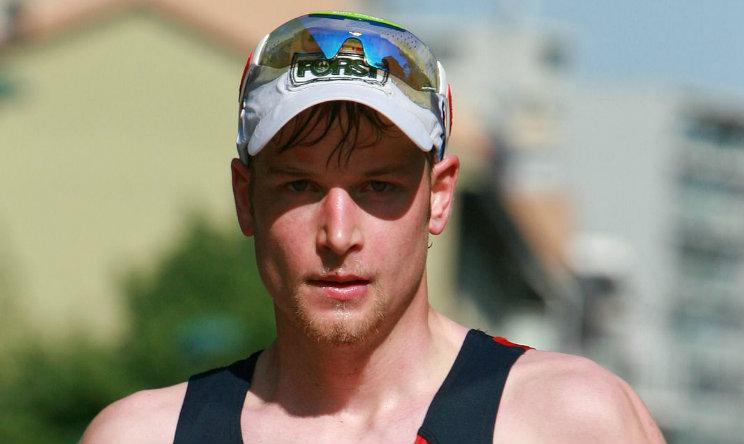 Alex Schwazer personal trainer