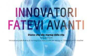 Bando startup BioUpper, partita la settimana di formazione: il 10 gennaio i finalisti
