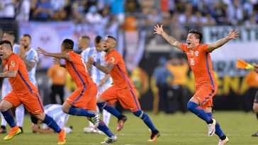 Argentina Cile highlights