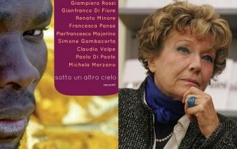 """Intervista a Dacia Maraini: """"Sotto un altro cielo"""" il dramma dei migranti raccontato da 10 fuoriclasse"""