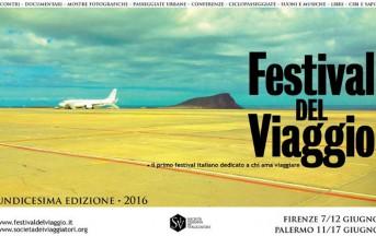 Festival del Viaggio 2016 a Palermo e Firenze: eventi, date e itinerari che aprono al mondo
