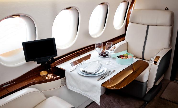 Le migliori first class in aereo cabine extra lusso e for Cabine invernali di lusso