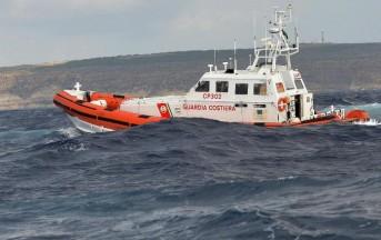 Naufragio migranti nel Canale di Sicilia: morte 10 donne