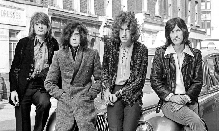 Led Zeppelin accusati di plagio