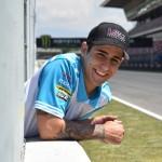 Luis Salom morto Moto2 Barcellona