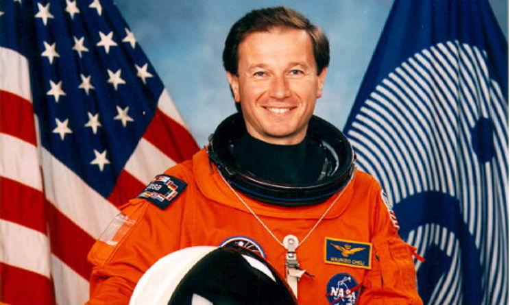 Intervista all'astronauta Maurizio Cheli