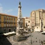 Obelisco ragazzo Napoli