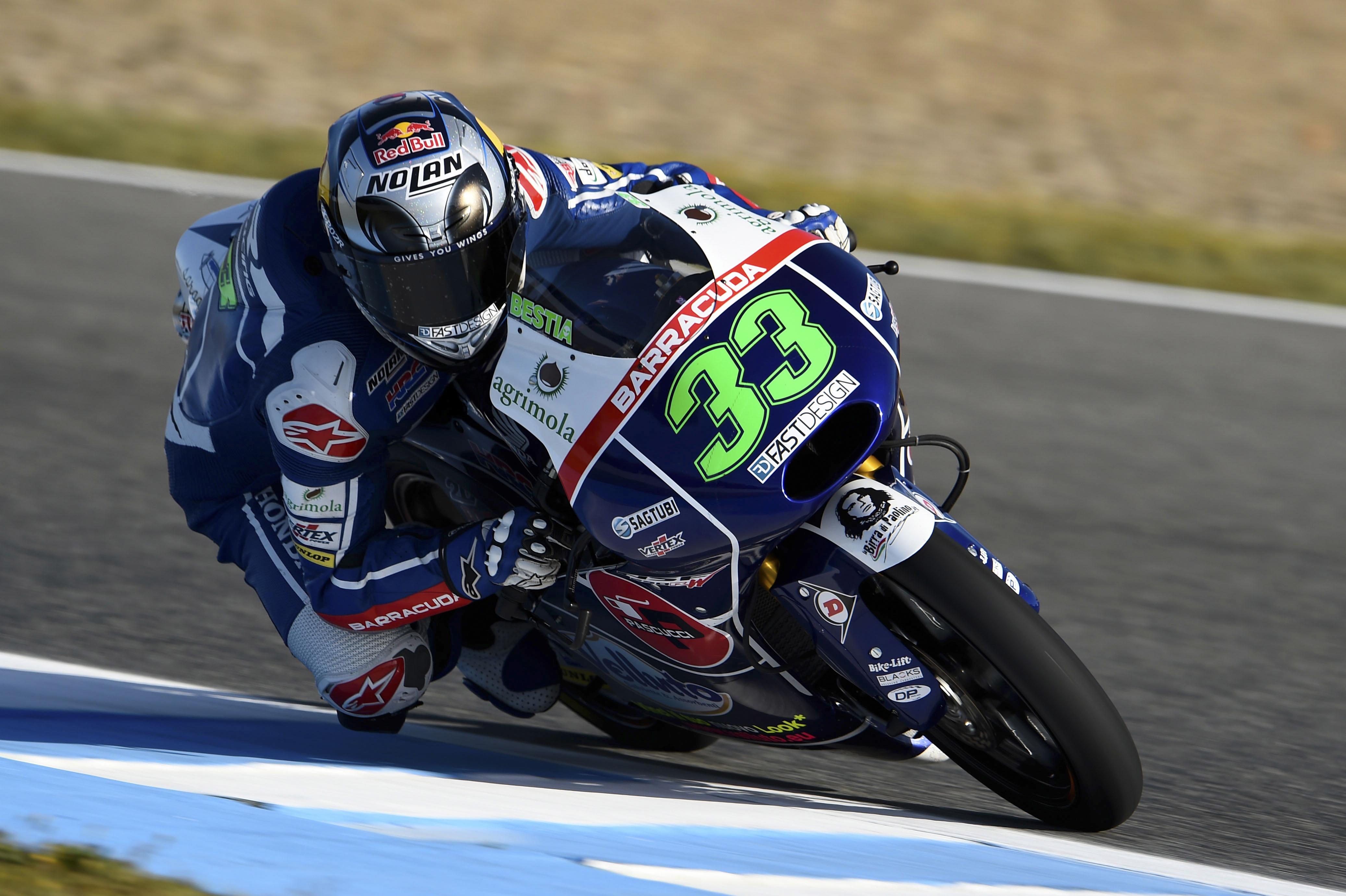 Enea Bastianini Moto3 intervista