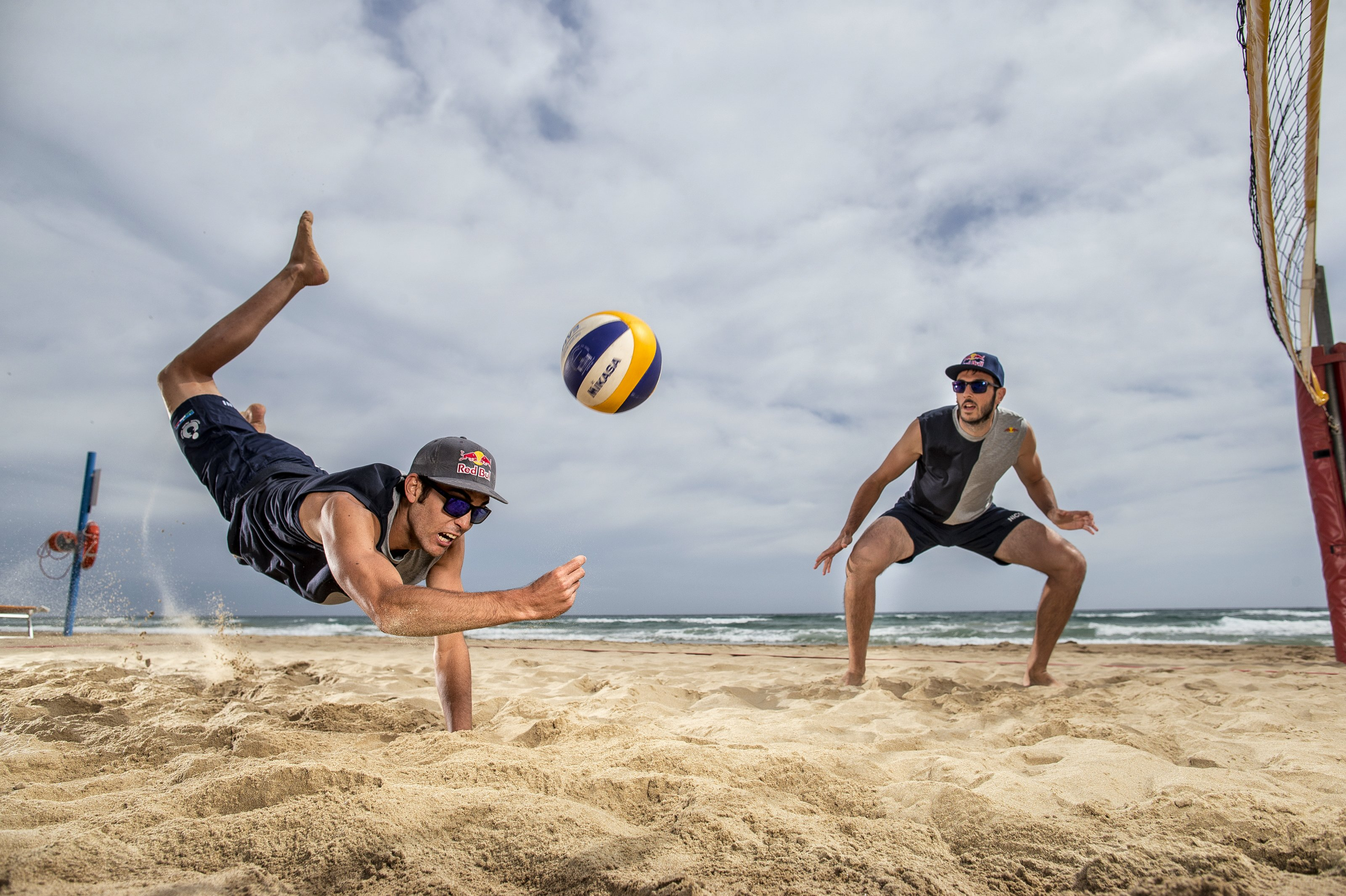Lupo Nicolai beach volley intervista