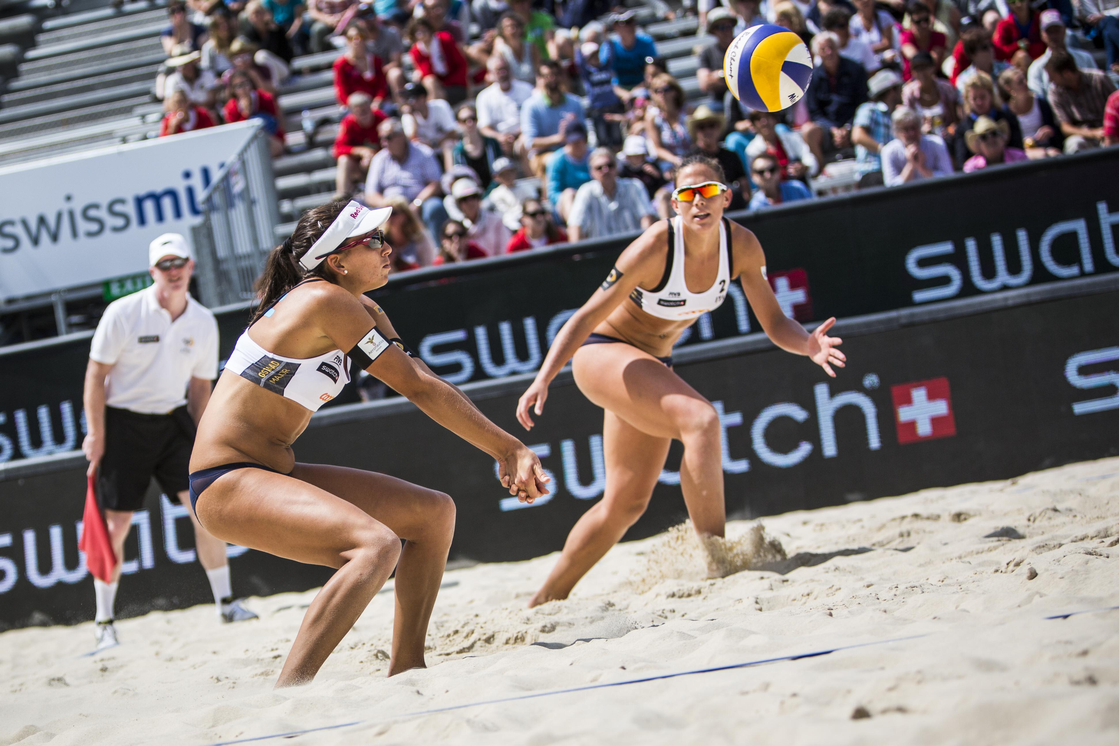 Menegatti Beach volley