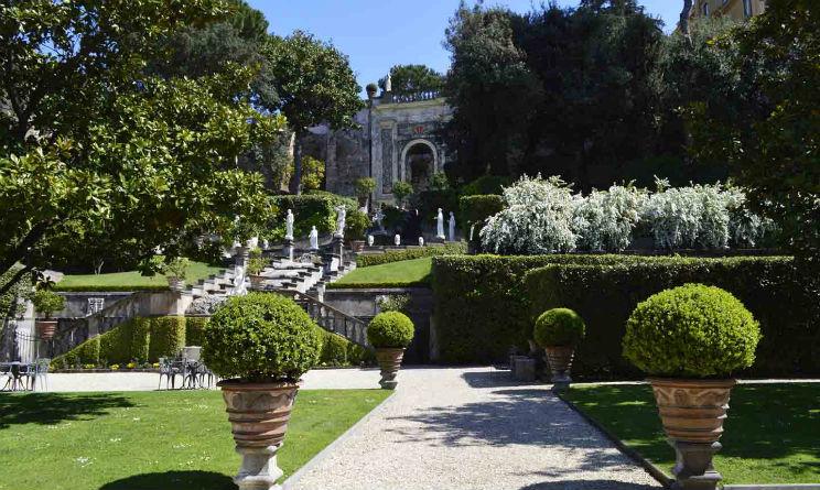 8 giardini bellissimi da visitare in italia da palazzo - Giardini bellissimi ...