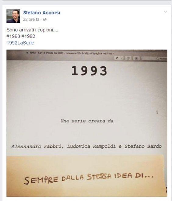 Stefano Accorsi 1993