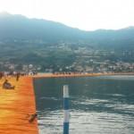 the floating piers, passerella di christo orari date