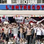 Euro 2016 tifosi inglesi