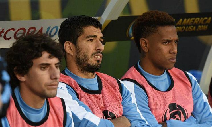 Diretta Uruguay Bolivia