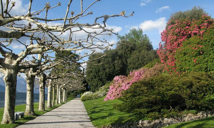 I giardini pi belli d 39 italia ecco i 10 parchi finalisti - Giardini bellissimi ...