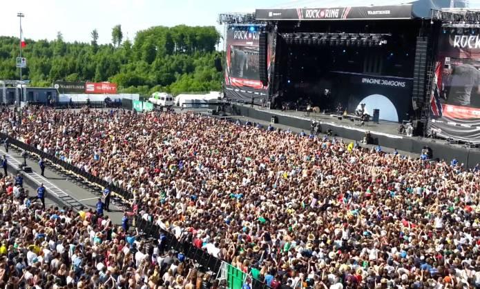 """Temporale e fulmini al Rock Am Ring: 51 feriti al festival tedesco"""""""