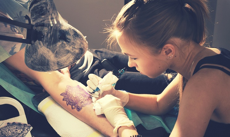 diventare tatuatore