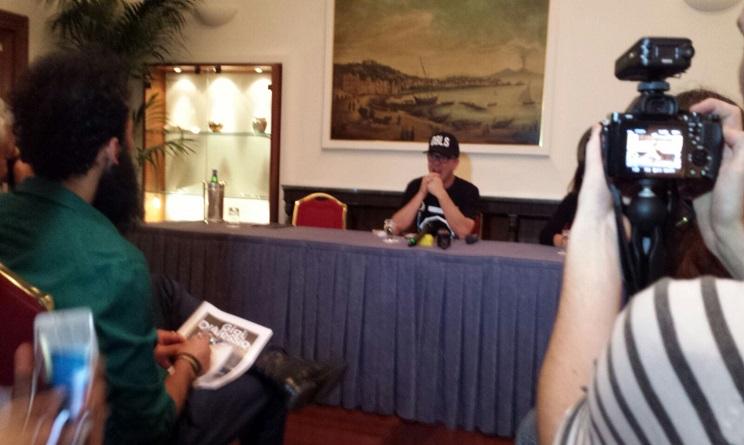 gigi d'alessio conferenza stampa