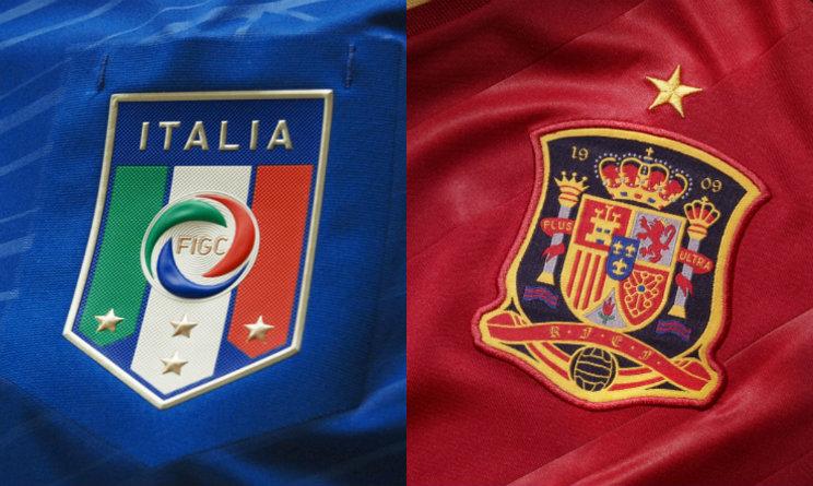 Dove vedere Italia Spagna