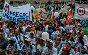 Pensioni 2017 news: Quota 41, precoci e fase due della riforma, lettera a Giuliano Poletti