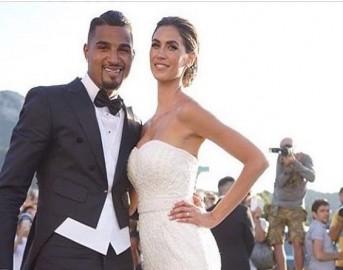 Melissa Satta e Kevin Prince Boateng matrimonio: ecco cosa hanno fatto dopo le nozze