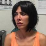 attrice svizzera arrestata